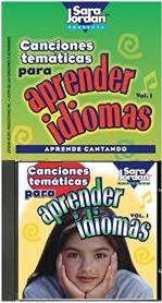 Canciones Temáticas Para Aprender Idiomas, Vol. 1