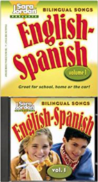 Bilingual Songs: English-Spanish: Vol. 1