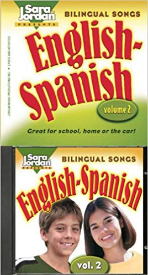 Bilingual Songs: English-Spanish: Vol. 2
